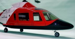 Agusta 109A 30 Size Retracts